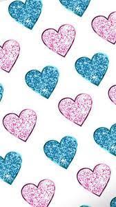 Blue Pink Heart Wallpapers - 4k, HD ...
