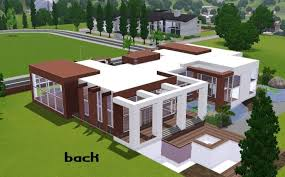 amazing of sims 3 modern mansion floor plans new sims 3 modern house plans new home plans design