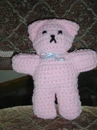 Crochet Teddy Bear Pattern Stunning Becky's Bear