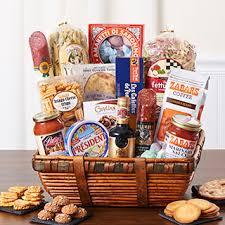 gift baskets bo zabar s