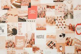 DIY Collage Wall