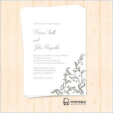 wedding invite template download editable wedding invitation templates free download as well as