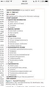 Pacu Nurse Charting Or To Pacu Hand Off Sbar Operatingroom Pacu Nurse Rn