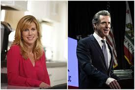 Christy Smith Gets Gavin Newsom's Ensorsement for Congress