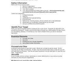 Fill Up Resume Online Resume For Study