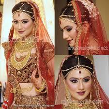 posh bridal makeup look by meenakshi dutt