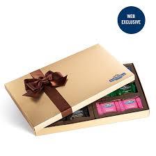 dark chocolate ortment gift box 36 pc