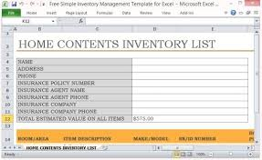 ms excel inventory template 5 excel inventory sheet templates word templates