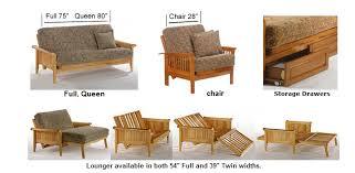 futon mattress sizes. Full Size Futon Mattress Dimensions BM Furnititure Sizes