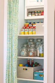 Browse through the best designs for 2021 and pick your 24 unique kitchen cabinet curtain ideas for an adorable home decor style. Pantry Details No Sew Curtain Tiered Shelf Step Stool