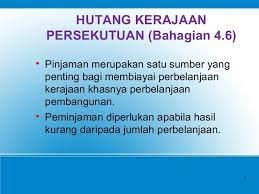 We did not find results for: Ekonomi Hutang Kerajaan Persekutuan