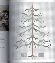 Christmas Tree Cross Stitch Chart Bingo This Is The Tree Pattern For That Darling Beaded