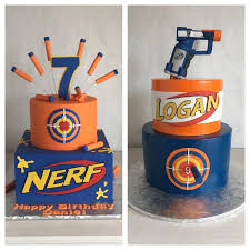 Best 25 Nerf cake ideas on Pinterest