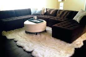 faux sheepskin rug 8x10 faux sheepskin rug home and space decor faux sheepskin area rug grey