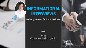 informational interviews industry careers for phds podcast informational interviews industry careers for phds podcast cheeky scientistreg industry training for intelligent people