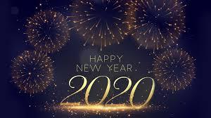 Happy New Year 2020 Desktop Wallpapers Wallpaper Cave