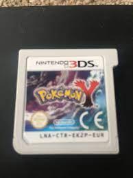 Pokemon Y 3DS game in ST16 Stafford für 25,00 £ zum Verkauf