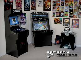 game room at the rec room masters offices