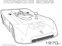 1970 Porsche 9083 Kleurplaat Gratis Kleurplaten Printen