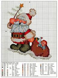25 Free Christmas Cross Stitch Patterns Christmas