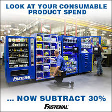 Fastenal Vending Machine Delectable Fastenal Company 484848 SafetyHealth Magazine