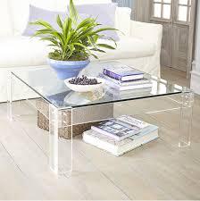 Living room New modern living room table ideas Glass Tea Table