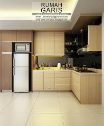 Kitchen Set Jasa Desain Dan Kontraktor Interior Kitchen Set Letter U