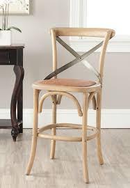 white metal furniture. Full Size Of Charming Amh9505counter Stools Furniture By Safavieh Linon Black X Back Stool Swivelameron White Metal