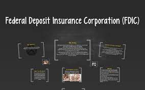 Fdic is an abbreviation for federal deposit insurance corporation. Fdic Federal Deposit Insurance Corporation By Lydia Her