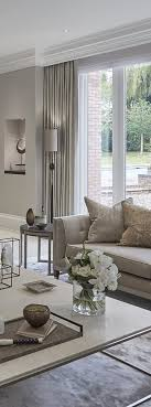 Neutral Living Room Design | Sophie Patterson Interiors Ideas
