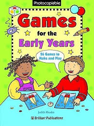 Games for the Early Years - 26 Games to Make and Play, 26 Games to Play and  Play by Judith Rhodes | 9781903853559 | Booktopia