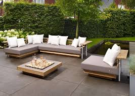 metal and wood patio furniture. Modren And Beautiful Affordable Nice Design Metal And Wood Outdoor Lounge With Grey  Sofas Can Metal Outdoor Lounge For Patio Furniture