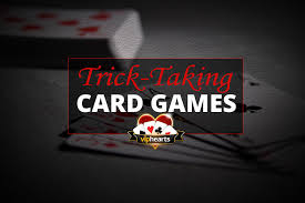 trick taking card games vip hearts