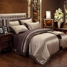 brown duvet cover size