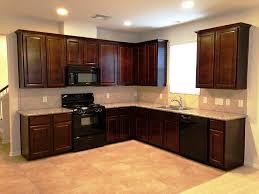 Kitchens With Black Appliances Black And Orange Kitchen Photo Ge Appliances Kitchen Black