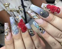 Amazing Nail Art Made Using Tones Products | Tones - Nail Art ...