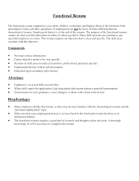 Summary And Qualifications Resume Resume For Study