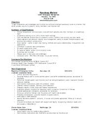 Nursing Resume Objective Custom Example Of Lpn Resume Resume Objective Examples Resumes Examples