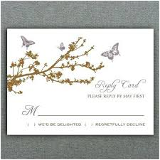 Wedding Enclosure Card Template Diy Rsvp Cards Looking Diy Rsvp Wedding Cards Template Seenow Co