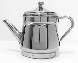 Gimini stainless steel gemini south indian filter coffee 100 grm,. Amazon Com Coffee Kettle Drip Filter 3 Cup Stainless Steel South Indian Filter Coffee Maker Kitchen Dining