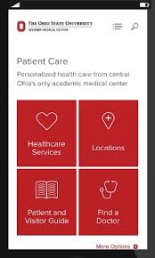 My Chart Epic Ohio Medical Center Discusses Mobile First Strategy And
