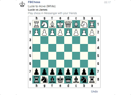 Q And A Game Heres How To Play Facebook Messengers Secret Chess Game The Verge