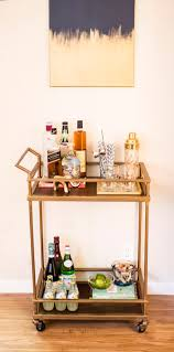 Furniture: Styling Bar Cart For Your Party Ideas - Bar Carts