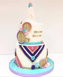 Dream Catcher Baby Shower Cake Pin by Dulze Bendicion on Boho chic cake Pinterest Boho chic 85