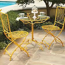 small bistro furniture gardens