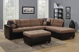 mallory beige leather sectional sofa leather sectional couches53 sectional