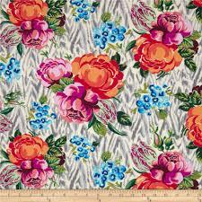 Amy Butler Home Decor Fabric Amy Butler Hapi Tapestry Rose Linen Discount Designer Fabric