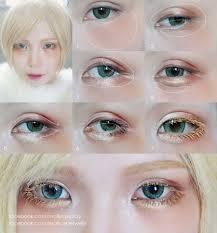 tutorial makeup cosplay cowok saubhaya