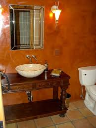bathroom remodel albuquerque. Unique Remodel Bathroom Remodel With Venetian Plaster Walls And Artisan Sink By Rutherford  Design U0026 Construction Albuquerque Intended E