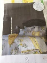 superior 6 pc ideal sheet set 1000tc egyptian cotton cal king size striped color yves delorme solstice yellow duvet